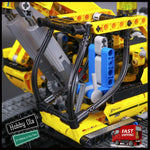 MOC Technic Remote Control Motorized Excavator Set Building Blocks Toy Funny Games - hobbyola