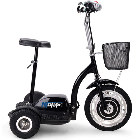 Electric Scooter MotoTec Electric Trike 36v 350w With 3 Wheels scooters - hobbyola