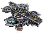 MOC Custom Technic Series SY 1189 The Shield Helicarrier Building Block Toy - hobbyola