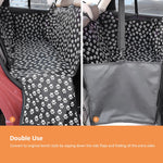 Oxford Fabric Car Pet Seat Cover Dog Car Back Seat Carrier Waterproof Pet Hammock Cushion Protector - hobbyola