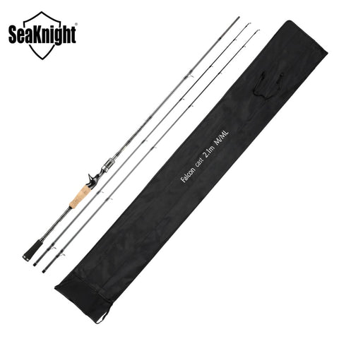 SeaKnight Falcon Fishing Spinning Rod 2 Tips - hobbyola
