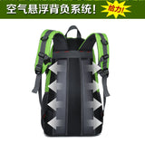 Sports 40L Unisex Waterproof Travel Backpack Cycling Hiking USB Charge Anti Theft Bag - hobbyola
