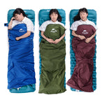 Outdoor Camping Mini Ultralight  Cotton Sleeping Bag - hobbyola