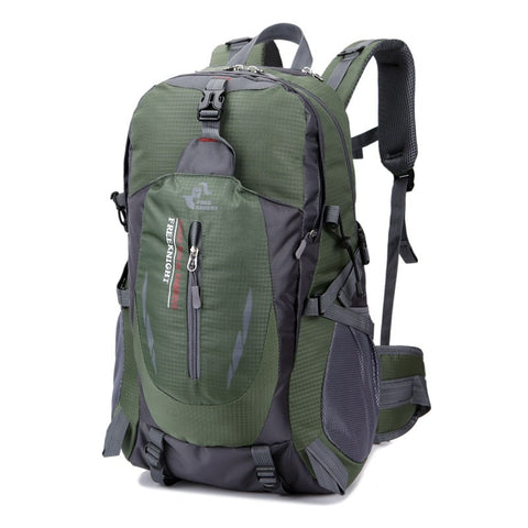 Army Military Backpack 40L Rucksack Hiking Unisex Sports Bag - hobbyola