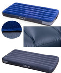 Single Inflatable Mattress Bed Tent Camping 68757 With Pump - hobbyola