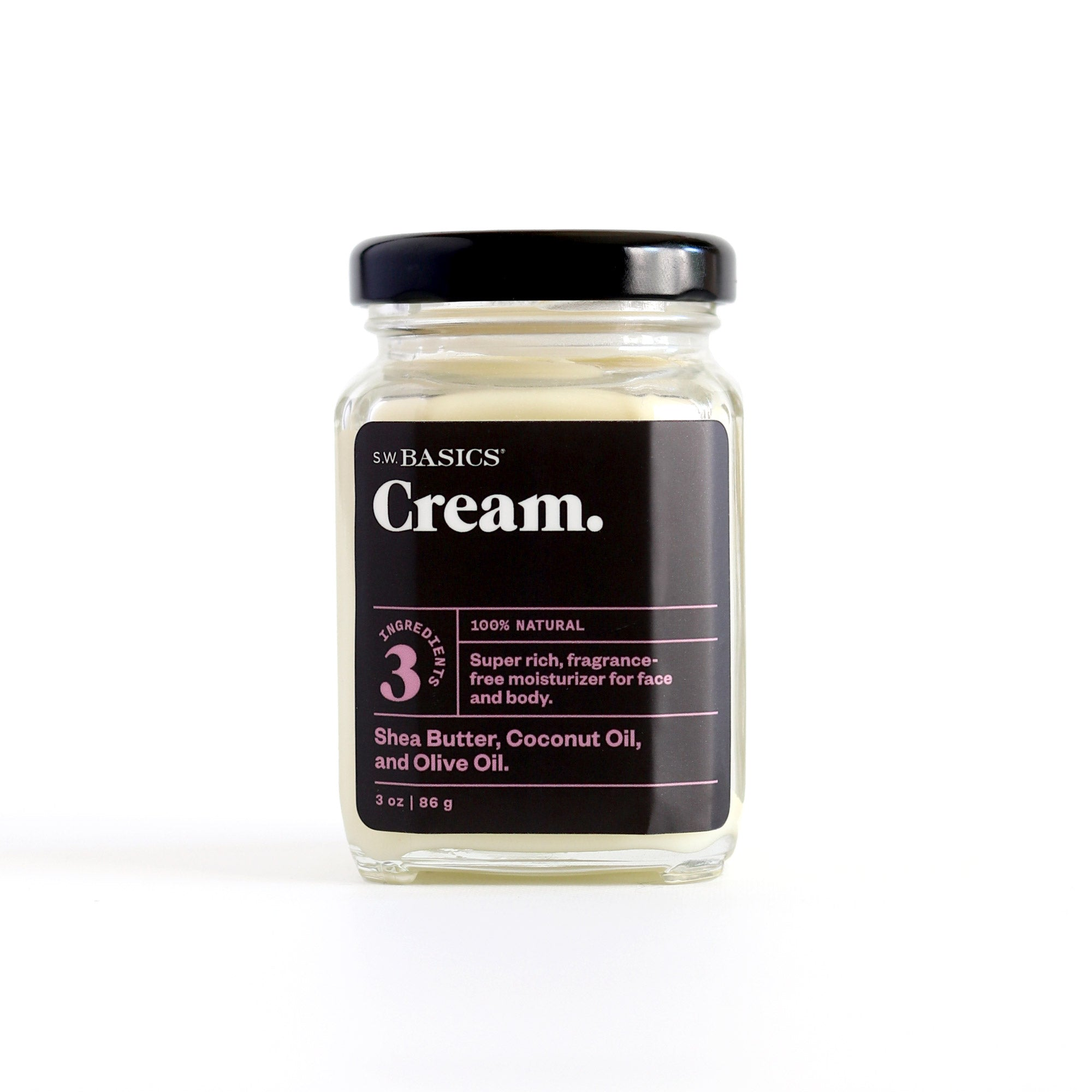 Cream (3 oz. Jar)