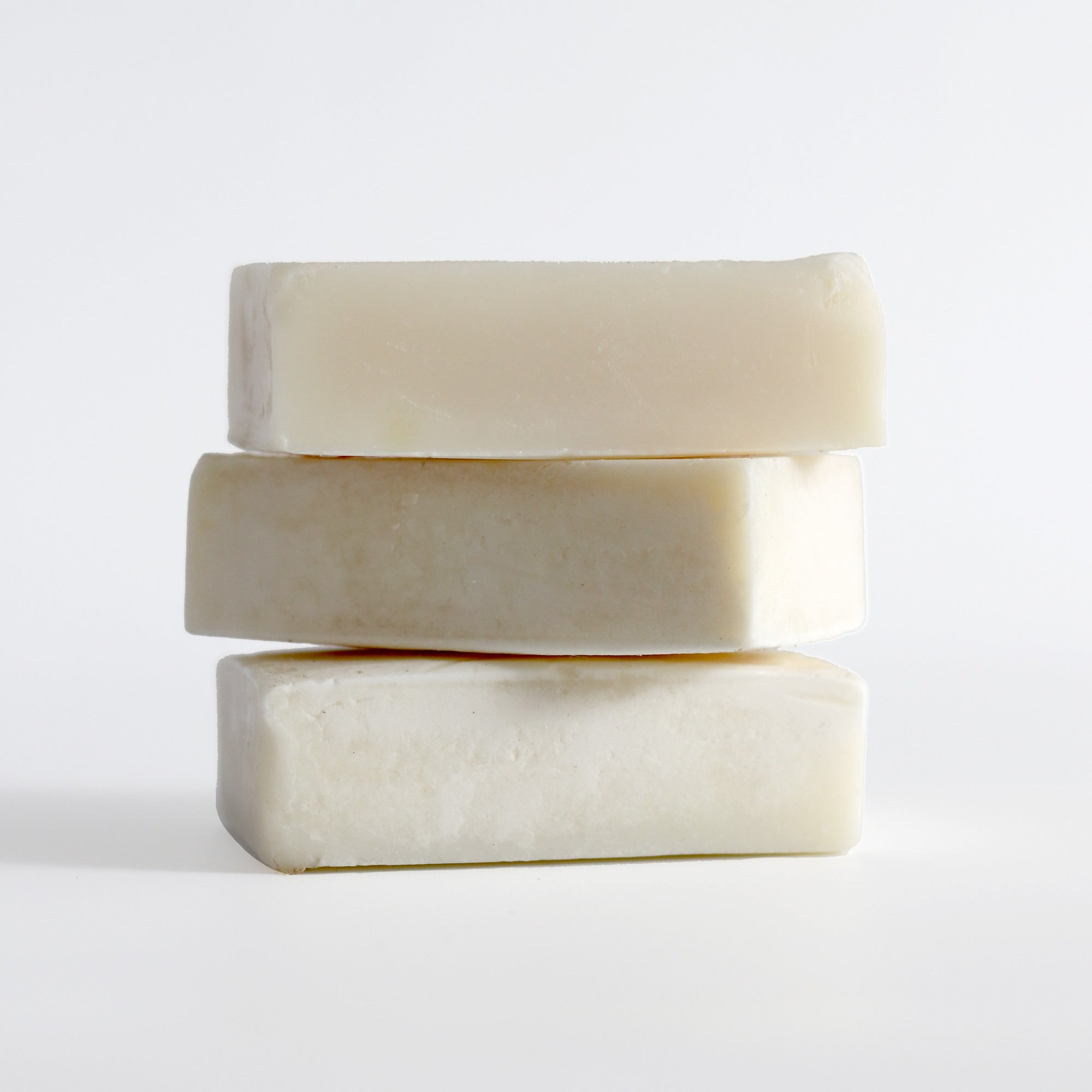 S.W. Basics x Naked Bar Soap Co. Cream Soap.