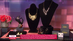 "Marcia Moran Jewelry Featured Giveaway on CBS ""The Talk"""