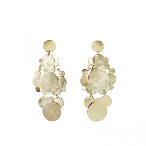 Divya Chandelier Earrings