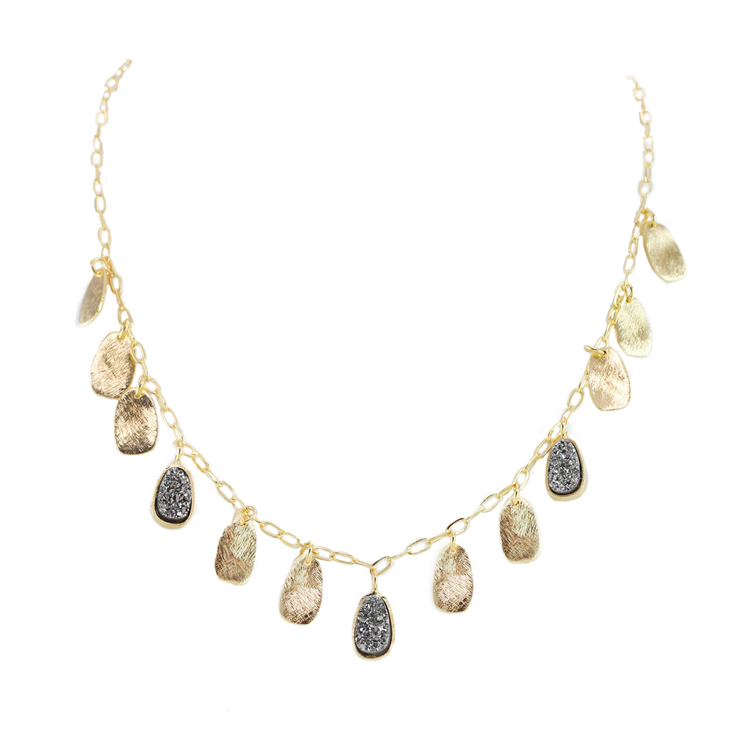 Amrita Druzy Necklace