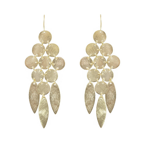 Beatrix Classic Petite Chandelier Earrings