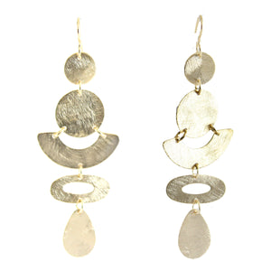 Cedric Multi Shape Earrings
