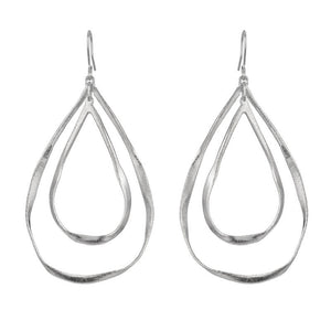 BLEEKER TWINED DROP EARRINGS
