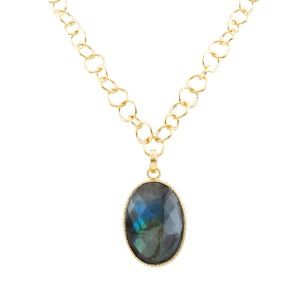 Fernanda Oval Necklace