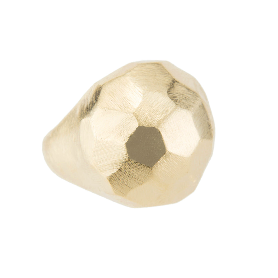 Kee Round Dome Statement Ring