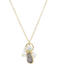 Elisabet Freshwater Necklace