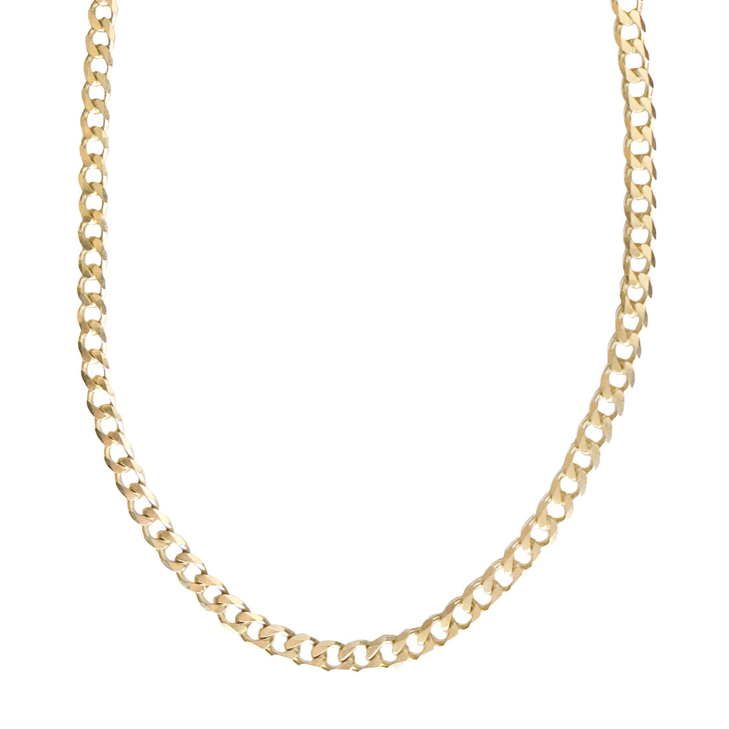 Cecilia Cuban Chain Necklace