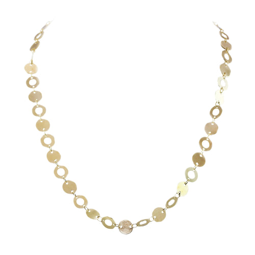 Orah Multi-Disk Short Necklace