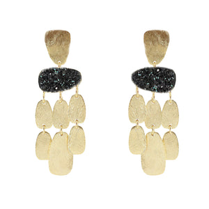 Gertie Druzy Earrings