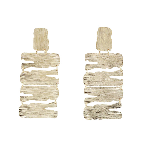Maryam Textured Earrings