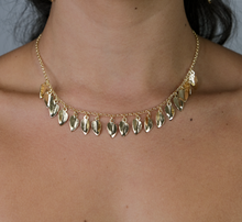 Lamia Bib Necklace