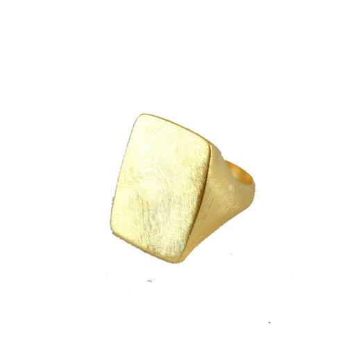 Joanne Rectangular Signet Ring