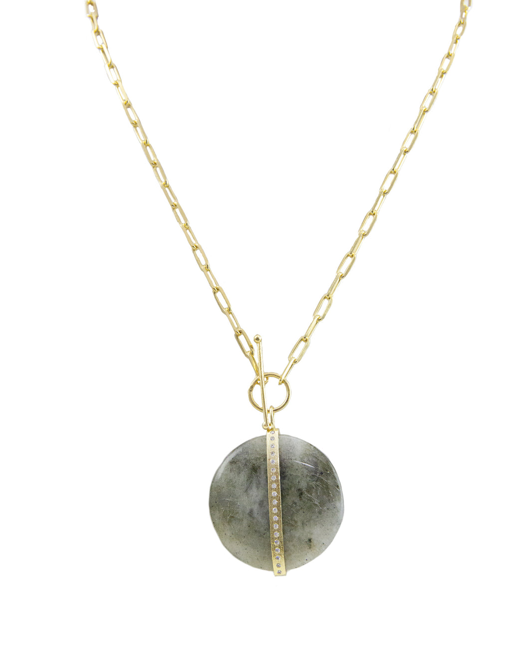 Anelie Stone Necklace