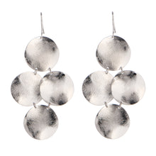 Marcia Moran Frieda Circle Chandelier Earrings BM887