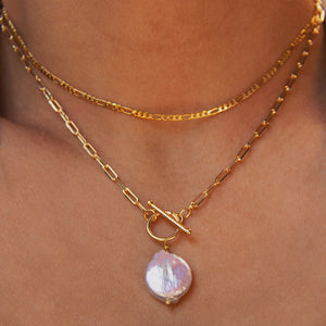 Isolda Freshwater Pearl Necklace