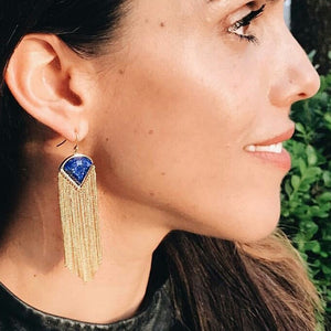 Sanoma Fringe Earrings