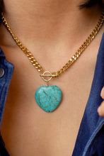 Jela Heart Short Necklace