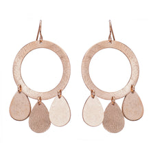 OMA OPEN CIRCLE EARRINGS