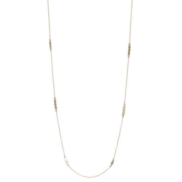 GENESIS LONG LAYERING NECKLACE
