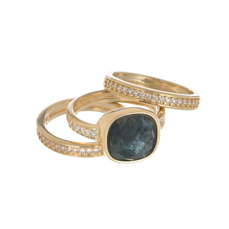 KIRSTIN STACKABLE RINGS