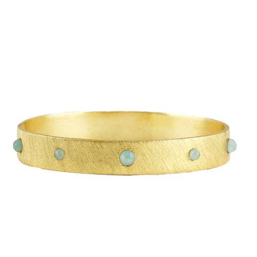 Iole Embellished Bangle