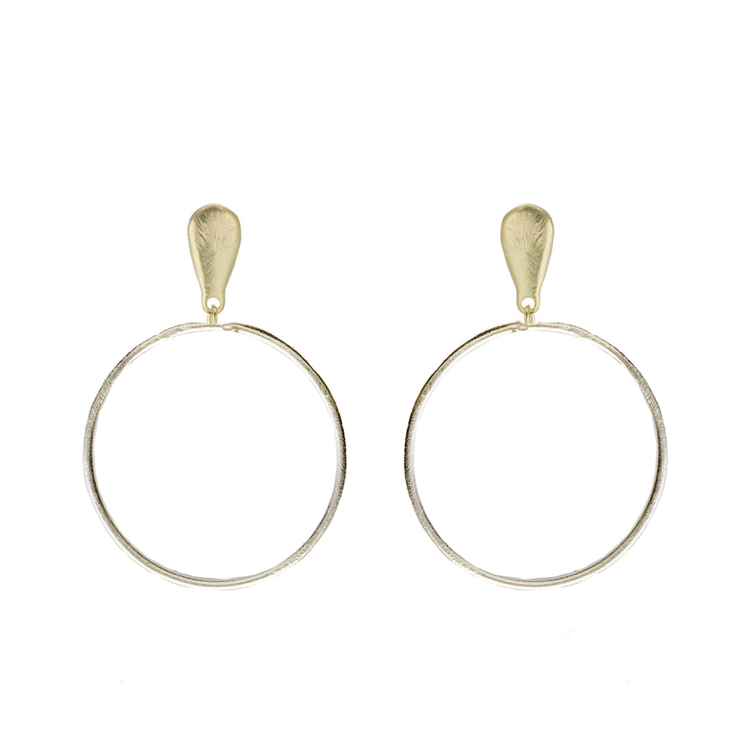 Luus Hoop Earrings