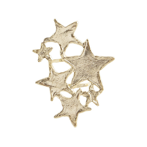 Simona Star Ring