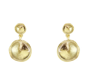 Anar Small Casted Earrings