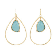 Flora Classic Drop Earrings