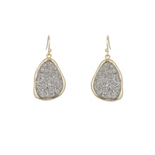 ETTA STONE DROP EARRINGS