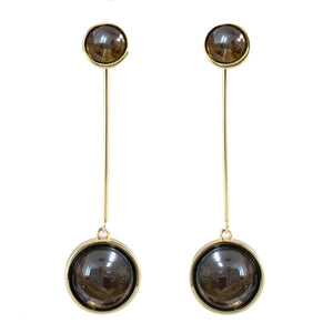 Blanca Cocktail Stone Drop Earrings