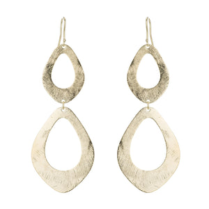MILLIE DOUBLE DROP EARRINGS