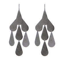 CAROLA RAINDROP CHANDELIER EARRINGS