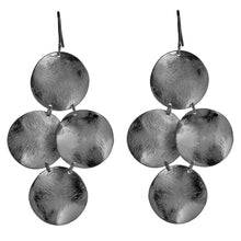 Frieda Multi Circle Chandelier Earrings