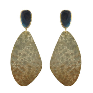 Melrose Stone Post Earrings