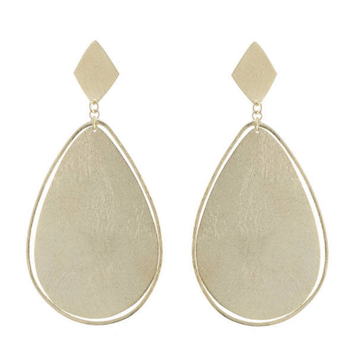 Marcia Moran Tony Post And Drop Earrings
