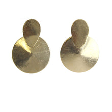 BONHAM ROUND POST EARRINGS