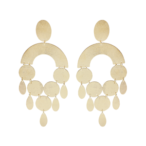 Christi Statement Drop Earrings
