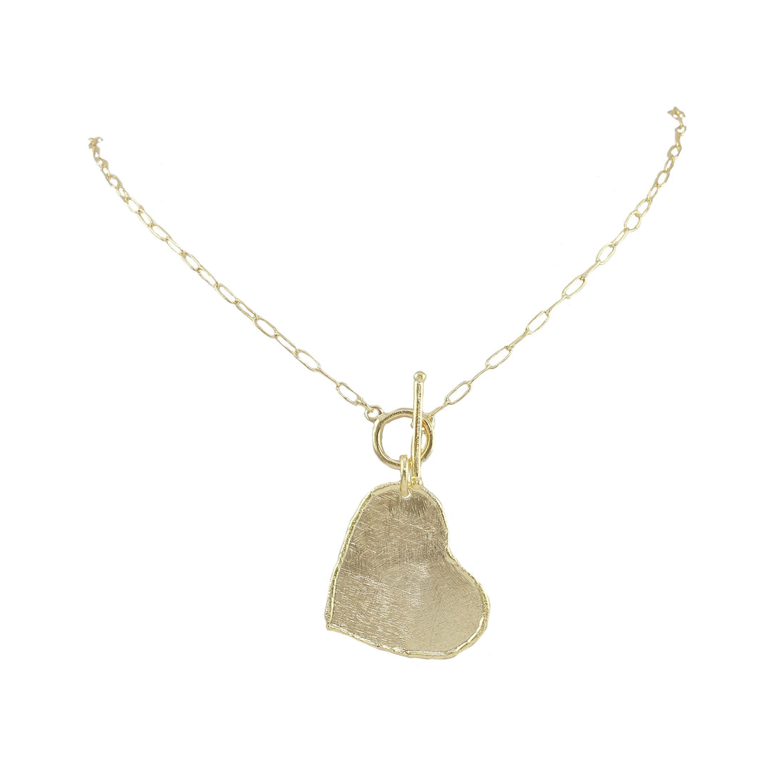 Hania Heart Necklace