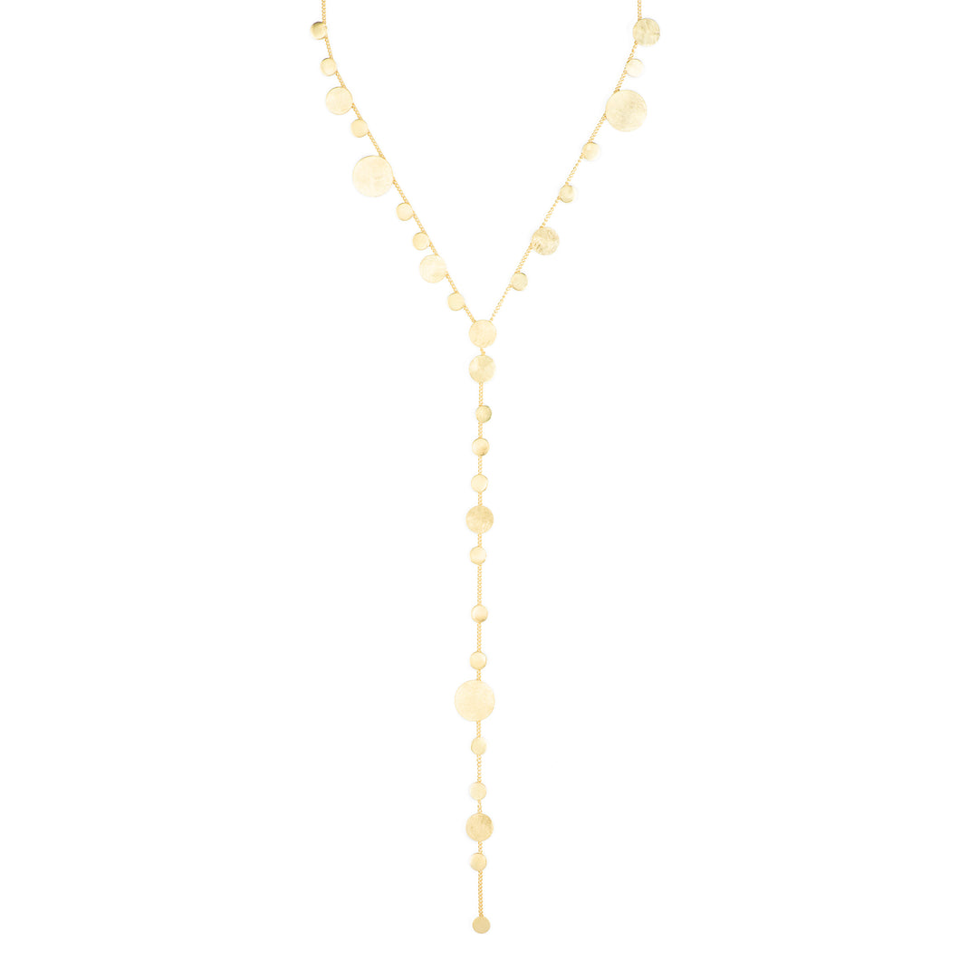 Catherine Dot Y Necklace